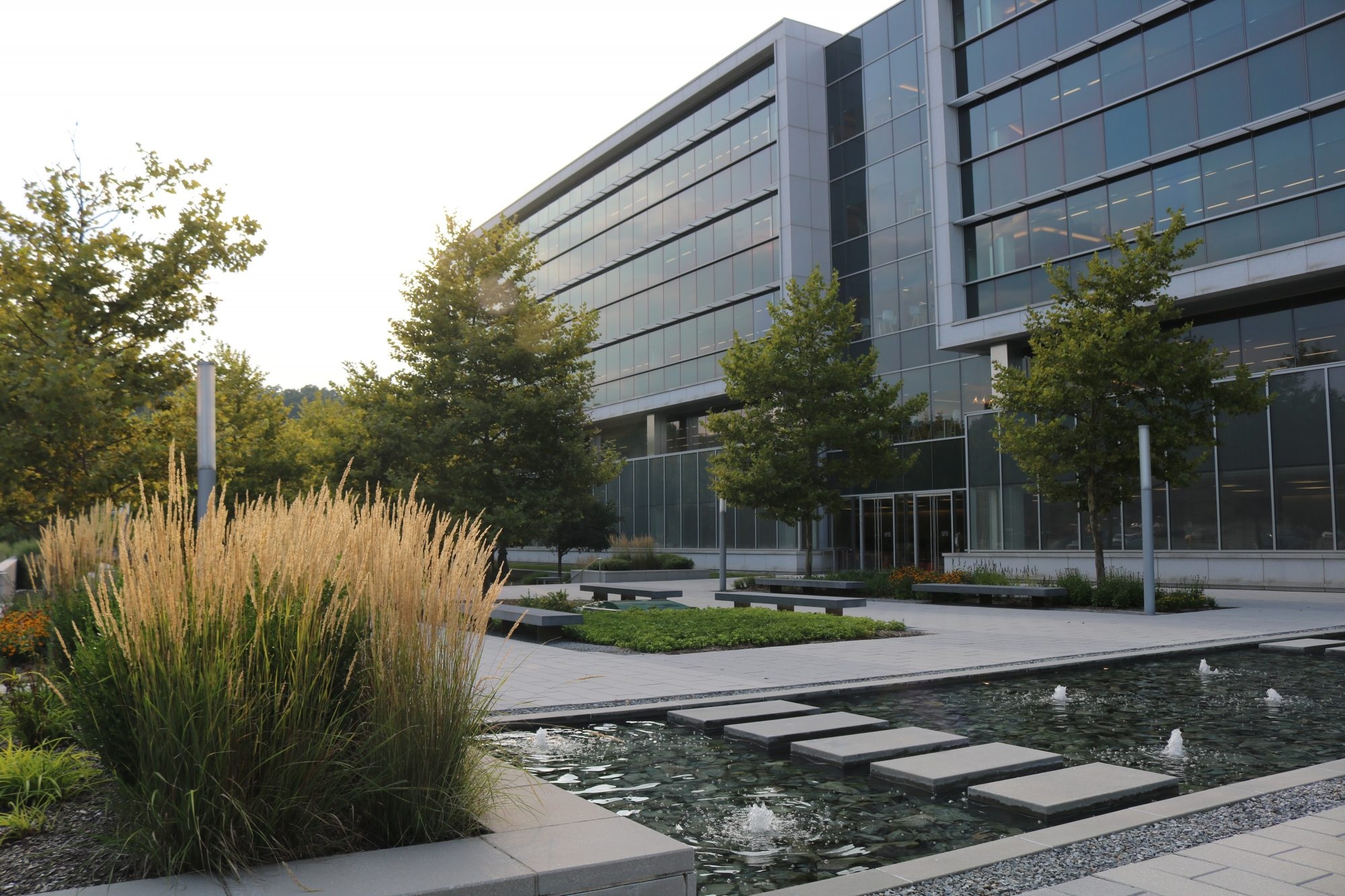 BASF (The Green at Florham Park) Project Image