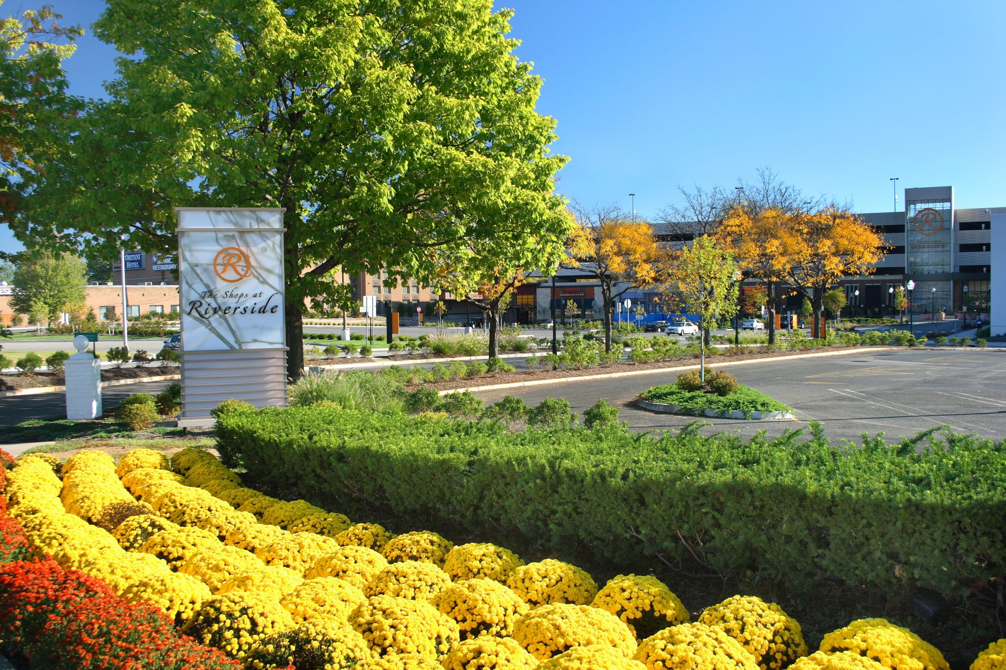 The Shops at Riverside Entrances Project Image